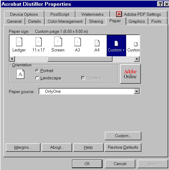 PDF Creation FAQ with respect to Lulu com